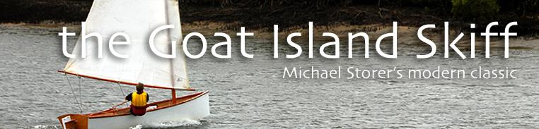 Goat Island Skiff - simple high performance plywood boat